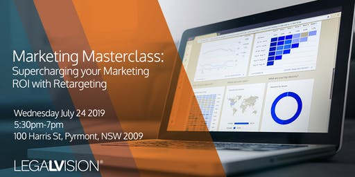 Marketing Masterclass: Supercharge your Marketing with Retargeting