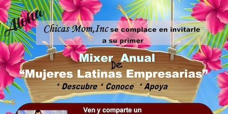 Mixer Anual - Mujeres Latinas Empresarias billets