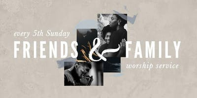 Friends & Family Day with Vision Church