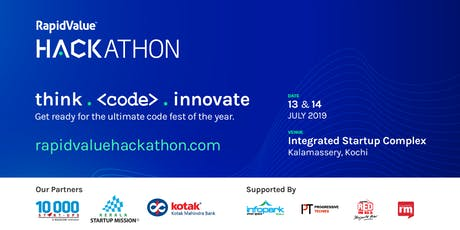 RapidValue Hackathon tickets