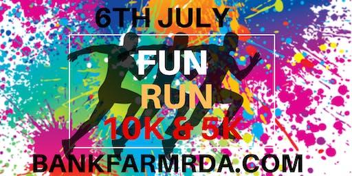 Bank Farm RDA Fun Run 10K & 5K