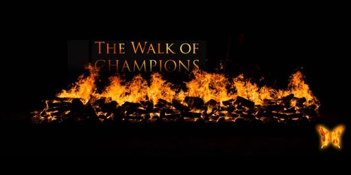 Drumchapel FoodBank FireWalk Of Champions
