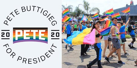 SD Pride for Pete - Parade March tickets
