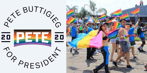 SD Pride for Pete - Parade March