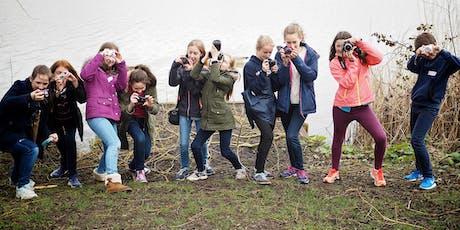 Tweens & Teens Beginners Photography Workshop (Summer School Hols) tickets