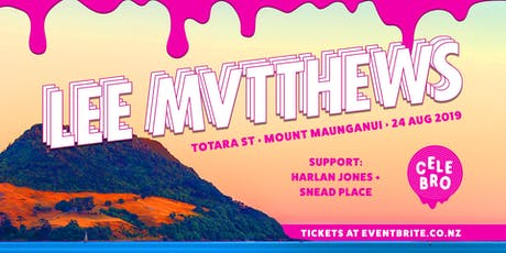 Celebro Presents: Lee Mvtthews tickets