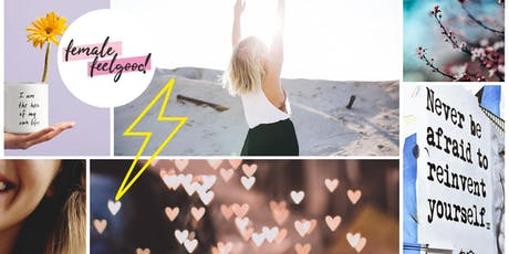 Love yourself! Der Workshop für mehr Selbstliebe. Tickets