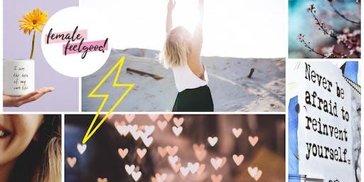 Love yourself! Der Workshop für mehr Selbstliebe.