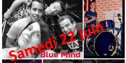 Soirée POP/ROCK avec BLUE MIND