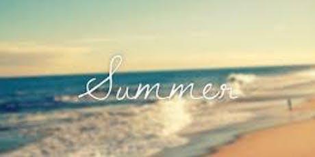 Summer Plage billets