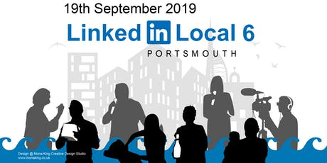 Linkedin Local Portsmouth 6 tickets