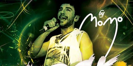 ROCK OVER by Momo en la Sala Nazca Live! (Madrid)