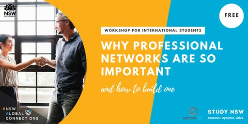 Why professional networks are so important and how to build one