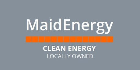 MaidEnergy Solar Community Share Offer Launch Event tickets