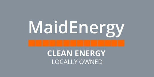 MaidEnergy Solar Community Share Offer Launch Event