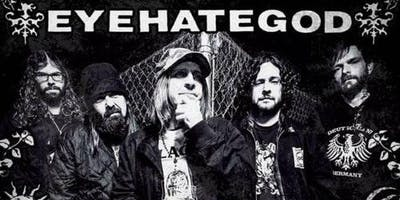 EYEHATEGOD, Come to Grief, and Churchburn