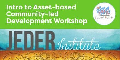 Intro to Asset-based Community-led  Development Workshop