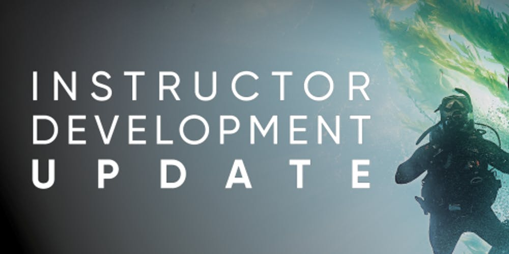 2019 Instructor Development Update - Sanur, Bali, Indonesia