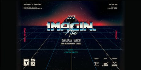 imagin.Asia 2019: Game On tickets