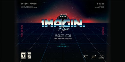 imagin.Asia 2019: Game On
