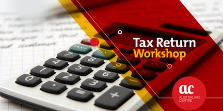 PERTH TAX RETURN WORKSHOP tickets