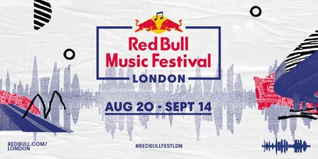 Red Bull Music Festival Bass, Mids, Tops Live tickets