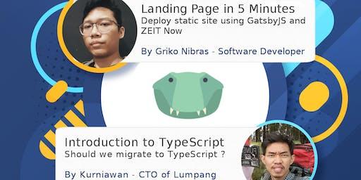 Meetup #2 - Surabaya JS