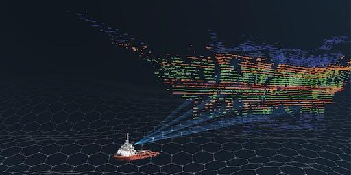 SceneScan Demo Day - The targetless laser position reference sensor