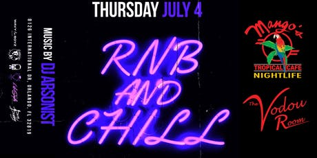 Rnb and Chill tickets