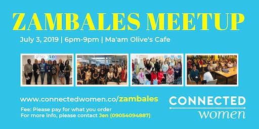 #ConnectedWomen Meetup - Zambales (PH) - July 3