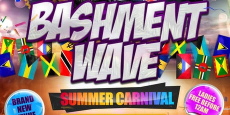 Bashment Wave tickets