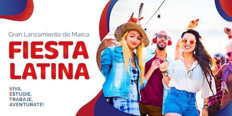 Gran Lanzamiento de Marca - Fiesta Latina  - Medellín entradas