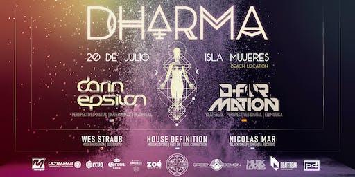 DHARMA - Isla Mujeres