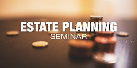 Estate Planning Beyond the Will - Free Seminar tickets