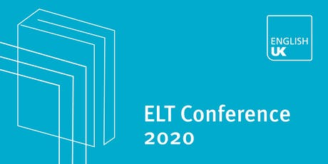English UK ELT Conference 2020 - General delegates tickets