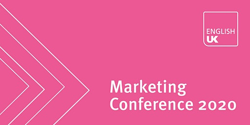 English UK Marketing Conference 2020 - General delegates