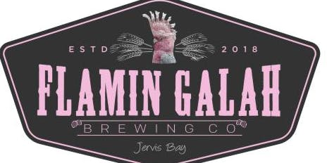Flamin Galah Brewing Co & Wild Ginger