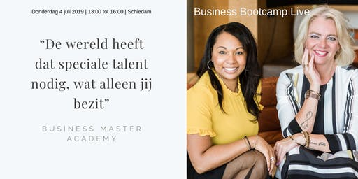 Business Bootcamp Live