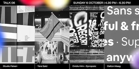 Talk 06 | Graphic Days Torino  biglietti