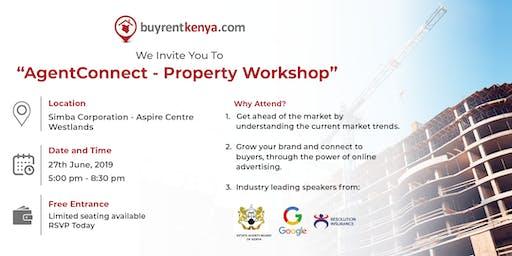 AgentConnect-Property Workshop