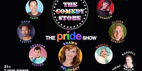 The Pride Show - 8pm tickets
