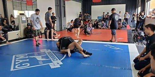Free Jiu Jitsu Classes GYM CRASHERS OPEN HOUSE
