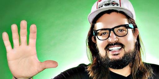 Comedian Dusty Slay