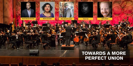 """""""Towards A More Perfect Union"""""""