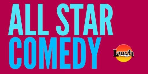 """All-Star Comedy"""