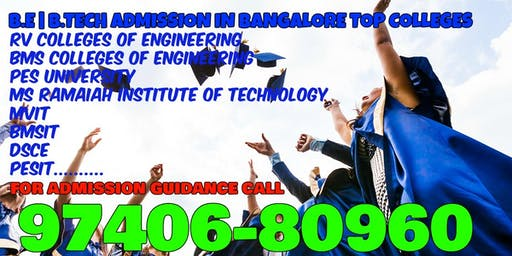 9740680960Direct admission in MS Ramaiah Institute of Technology