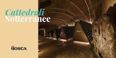 Attraverso Festival 2019 - Tour in English Bosca Underground Cathedral on 31st August 19 at 5pm