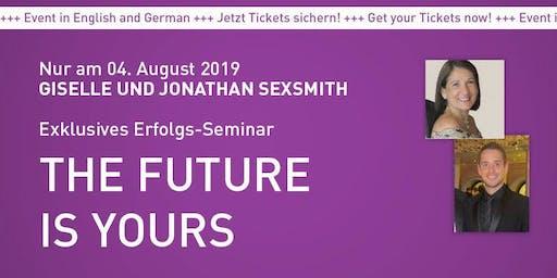 Exklusives Erfolgs-Seminar mit Giselle und Jonathan Sexsmith in Köln