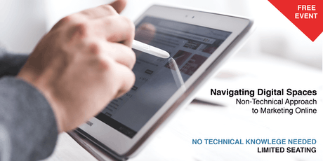 Navigating Digital Spaces | Non-Technical Approach to Marketing Online tickets