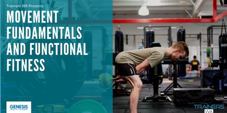 Movement Fundamentals and  Functional Fitness tickets